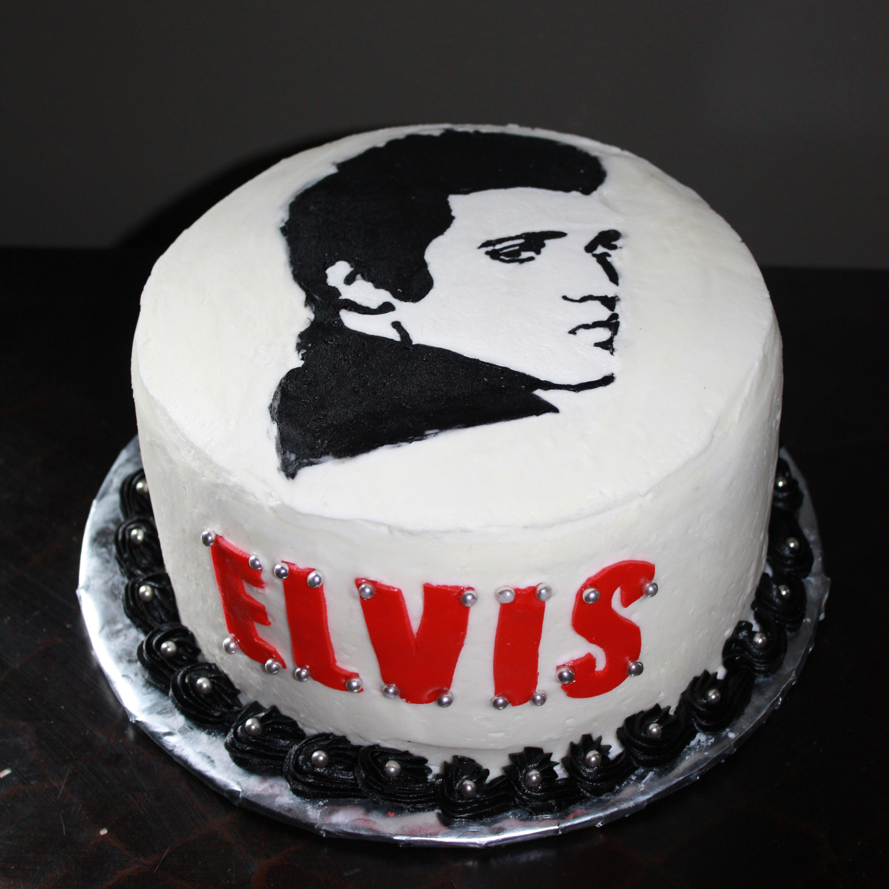 Elvis Presley Birthday Cake Ideas